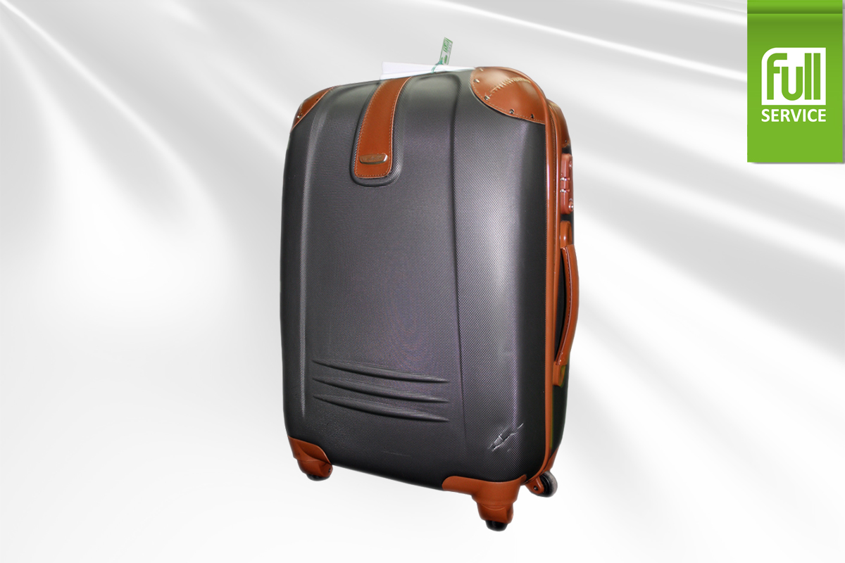 Ремонт корпуса чемодана на колесиках своими руками 43