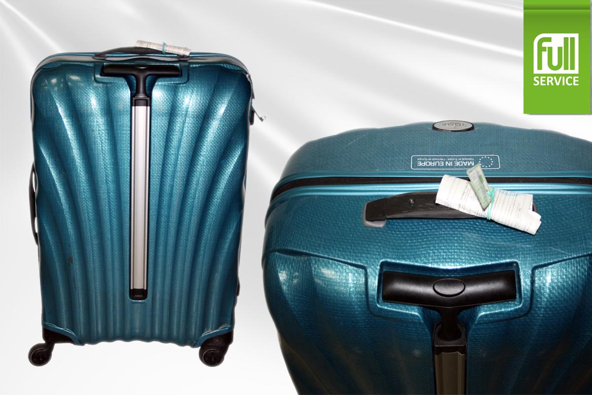Ремонт корпуса чемодана на колесиках своими руками 9