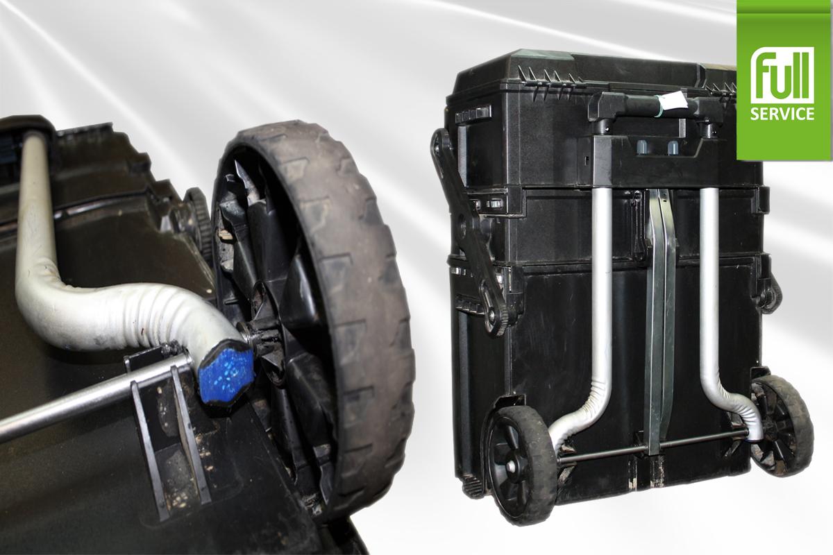 Ремонт корпуса чемодана на колесиках своими руками 70